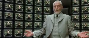 Arquiteto, Matrix, 2003